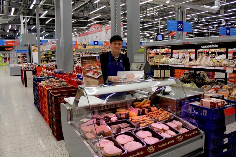 K Market Mikkola